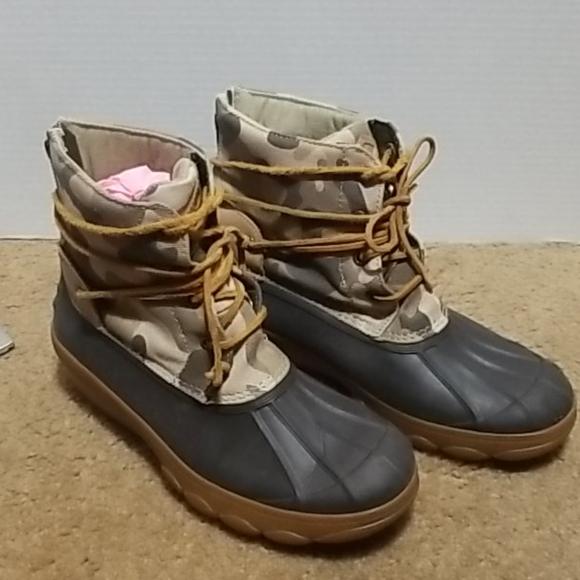 Sperry Shoes   Sperry Camo Quarter Duck